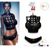 ::LFE;Opale outfit noir