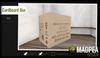 MadPea Cardboard Box