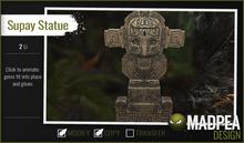 MadPea Inca Statue - Supay