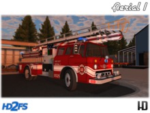 Fire Truck; HD One Series Aerial 1