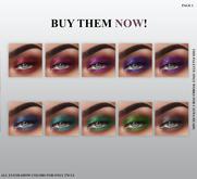 Tres B. Glossy Eyeshadow Palette (CATWA)