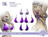 ::Static:: Tanga Tops - Purples
