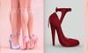 [BREATHE]-Nozomi Heels-Red Lips-(for Slink High Feet & Maitreya Lara & Belleza)