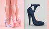 [BREATHE]-Nozomi Heels-Blueberry-(for Slink High Feet & Maitreya Lara & Belleza)