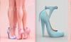 [BREATHE]-Nozomi Heels-Island Paradise-(for Slink High Feet & Maitreya Lara & Belleza)