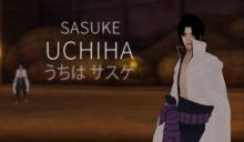 * Sasuke (Shippuden) * [ Naruto Character ]