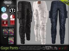 Gage Pocket Pants FashionNatic