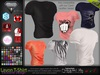 Lavon T-Shirt Male Man Top - Mesh - TMP, Adam, Slink, Aesthetic, Signature, Belleza - Jake - FashionNatic