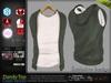 Dandy Green Male Mens Top with Jacket - Mesh - TMP, Adam, Slink, Signature, Belleza Jake - FashionNatic