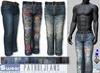 L&B - Mens - Denim Jeans - Patrol Jake, Gianni & Geralt, Aesthetic, Slink, Classic