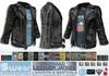 L&B - Mens - Leather Jacket - Nomad