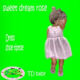 {D:D} SWEET DREAM ROSE
