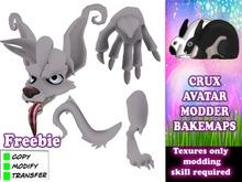 FREEBIE - CRUX Avatar - Shadow Maps