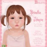 ~*Buglets*~ Rosalie Shape (Alice)