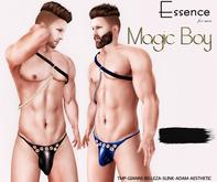 :ESSENCE:MAGIC BOY BLACK