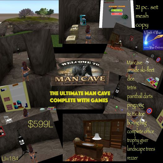 The Ultimate ManCave-Crate