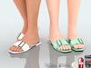 ::ROC:: Slide Sandals