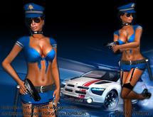 *Dangerous Cop Costume* by Crissy Designs