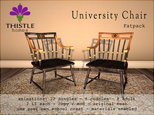 Thistle Homes - University Chair - Fatpack - original mesh