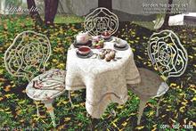 Aphrodite Garden party tea set (boxed, copy)