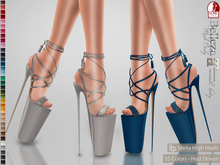 Bens Boutique - Stella High Heels - Hud Driven