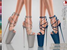 Bens Boutique - Stella High Heels - Hud Driven Maitreya,Slink(all),Belleza(all)