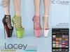 -KC- LACEY PLATFORMS / SLINK HIGH, MAITREYA & BELLEZA