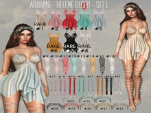 #4 - Addams // Helene Babydoll // Slink O