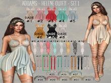 #18 - Addams - Helene Tall Boots // Venus