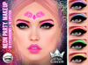 ::White Queen :: NEON PARTY MAKEUP - CATWA