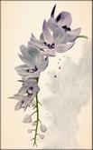 *LODE* Head Accessory - Orchkakis [white_violet]