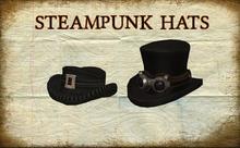 Steampunk Hat Hats * Almost Freebie *