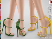 Bens Boutique - Vague High Heels - Hud Driven Maitreya,Slink(all),Belleza(all)