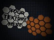 Hexagon Picture Frame V1