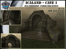 Icaland - Cave 1