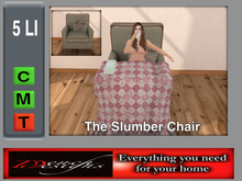*Dench Designs*  The Slumber Chair