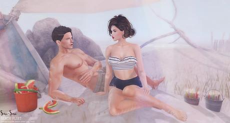 Sari-Sari -  Beach Flirt (bento)