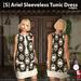 s  ariel sleeveless tunic dress symbol ad