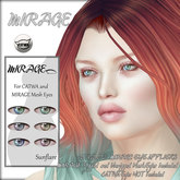MIRAGE-Mesh Eyes + Mesh Eye Appliers-Sunflare