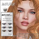 MIRAGE-Mesh Eyes + Mesh Eye Appliers-Ocean