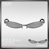 +ROZOREGALIA+*Aquila*Sunglasses No.1