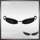 +ROZOREGALIA+*Aquila*Sunglasses No.3 Demo