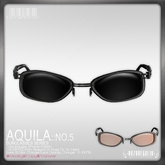 +ROZOREGALIA+*Aquila*Sunglasses No.5 Demo