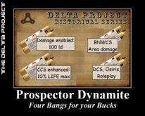 DHW Dynamite