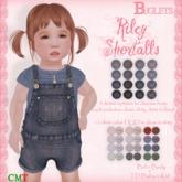 ~*Buglets*~ Riley Shortalls [Medium]