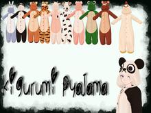 Kigurumi Pyjama Cow * Almost Freebie *