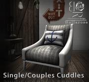 [BR] GreySeas II Chair - Single/Couple Cuddles
