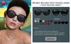 Izzie's - Splish Splash Wet Sunglasses