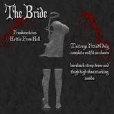 The Bride/ By: Infernal Alchemy