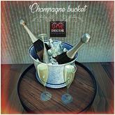 OneDecor- Champagne bucket